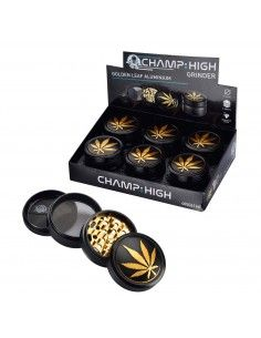 Grinder Champ Compact 4 Lay...